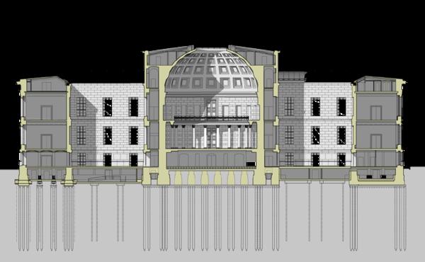 Grundinstandsetzung Altes Museum
